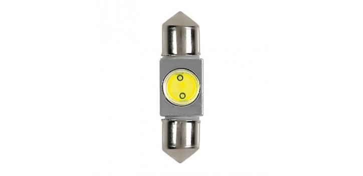 Lampada siluro Hyper-Led Power 2 - 10x36 mm - 12V - (C5-10W)