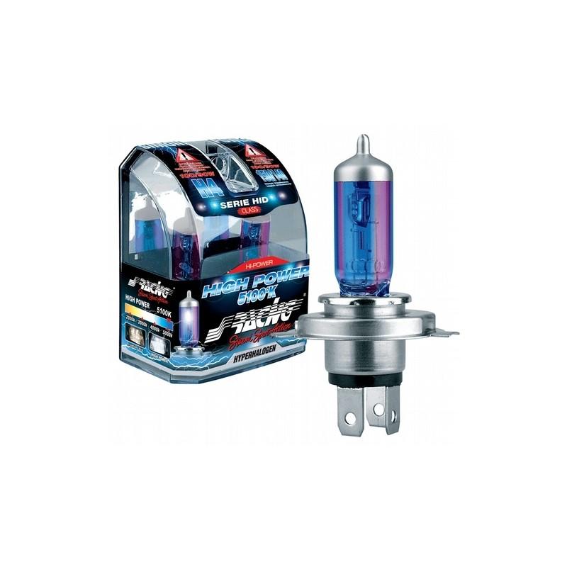 Lampadine alogene high power 5100k for Lampadine alogene