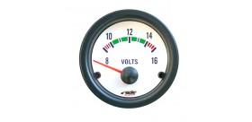 Voltometro white line- Vm/W